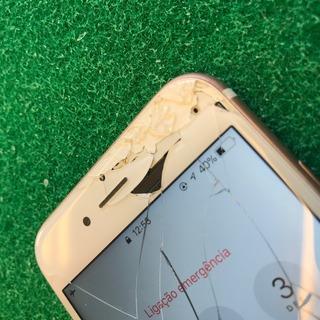 小平市からのお客様 iPhone6S(アイフォン6S)ガラス割れ修理