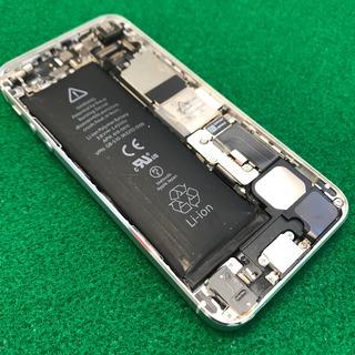 立川市からのお客様 iPhone5(アイフォン5)バッテリー膨張