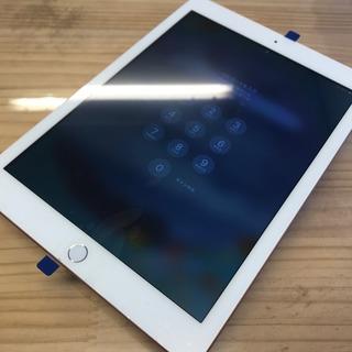 立川市からのお客様 iPad6th(アイパッド6世代)ガラス割れ修理