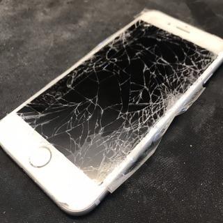 横浜市からのお客様 iPhone6(アイフォン6)ガラス割れ修理