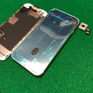立川市からのお客様 iPhone8(アイフォン8)リアカメラが使えなくなった
