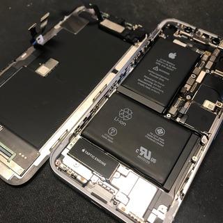 小平市からのお客様 iPhoneX(アイフォンX)ちょっとおかしい?水没修理