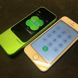 立川市からのお客様 iPhoneSE(アイフォンSE)とWiMAX2+w04を一緒にトイレに水没