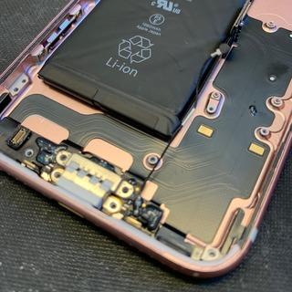 国分寺市からのお客様 iPhone7(アイフォン7)ライトニングコネクタ交換修理