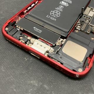 八王子市からのお客様 iPhone7(アイフォン7)充電ケーブルを挿した時の反応が悪くなった
