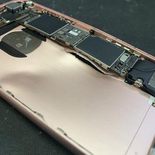 武蔵村山市からのお客様 iPhone6S(アイフォン6S)の大破端末修理