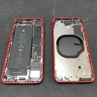 八王子市からのお客様 iPhone8(アイフォン8)両面交換修理
