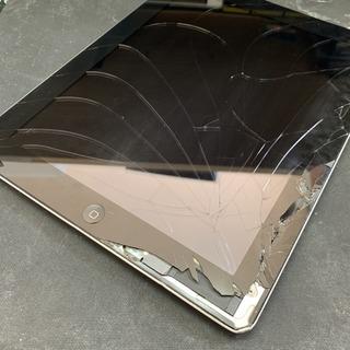 昭島市からのお客様 iPad4(アイパッド4)の画面割れ交換修理