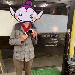 昭島市からのお客様・K様・男性